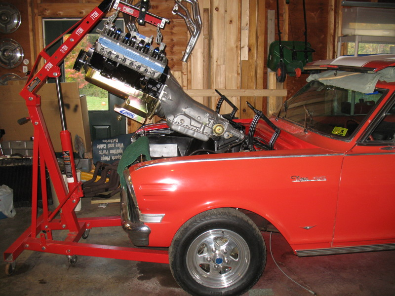 Dragway Tools 2 Ton Load Leveler for Engine Hoist Shop Crane Cherry Picker Lift